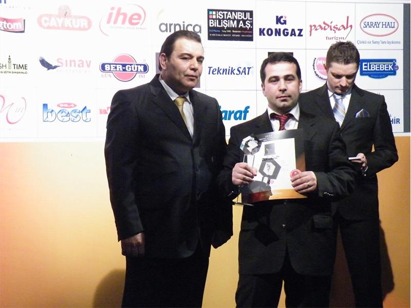 Потребительские награды 2012