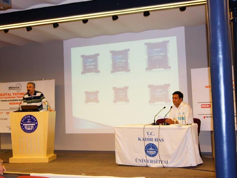 Университетский семинар Kadir Has 2013