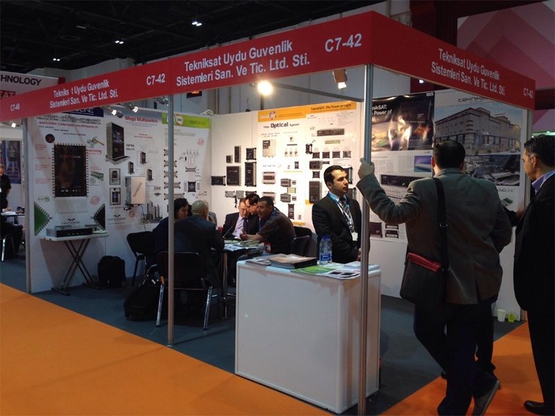 Cabsat ярмарка 2015